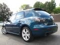 Mazda MAZDA3 s Sport Hatchback Aurora Blue Mica photo #8