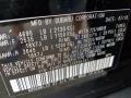 Subaru Outback 2.5i Limited Crystal Black Silica photo #9
