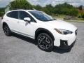 Subaru Crosstrek 2.0i Limited Crystal White Pearl photo #1