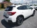 Subaru Crosstrek 2.0i Limited Crystal White Pearl photo #4