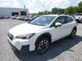 Subaru Crosstrek 2.0i Limited Crystal White Pearl photo #8