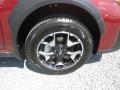 Subaru Crosstrek 2.0i Premium Venetian Red Pearl photo #2