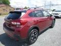 Subaru Crosstrek 2.0i Premium Venetian Red Pearl photo #4