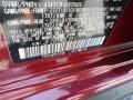 Subaru Crosstrek 2.0i Premium Venetian Red Pearl photo #16