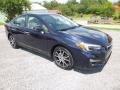 Subaru Impreza 2.0i Limited 4-Door Dark Blue Pearl photo #1