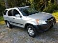 Honda CR-V EX 4WD Satin Silver Metallic photo #3