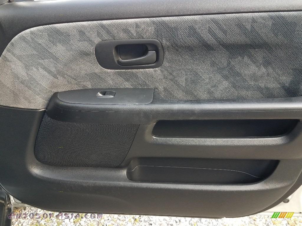 2003 CR-V EX 4WD - Satin Silver Metallic / Black photo #9