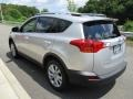 Toyota RAV4 Limited AWD Classic Silver Metallic photo #6