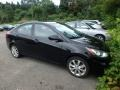 Hyundai Accent GLS 4 Door Ultra Black photo #5