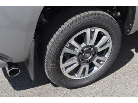 Silver Sky Metallic 2018 Toyota Tundra 1794 Edition CrewMax 4x4