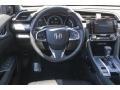 Honda Civic EX Sedan Crystal Black Pearl photo #4
