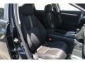 Honda Civic EX Sedan Crystal Black Pearl photo #6