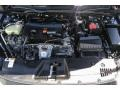 Honda Civic EX Sedan Crystal Black Pearl photo #8