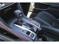 Honda Civic EX Sedan Crystal Black Pearl photo #21