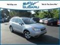 Subaru Forester 2.5i Premium Ice Silver Metallic photo #1