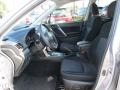 Subaru Forester 2.5i Premium Ice Silver Metallic photo #13