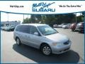 Honda Odyssey EX Starlight Silver Metallic photo #1