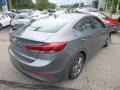 Hyundai Elantra Value Edition Galactic Gray photo #2