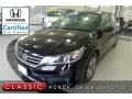 Honda Accord LX Sedan Crystal Black Pearl photo #1