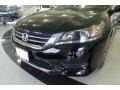 Honda Accord LX Sedan Crystal Black Pearl photo #7