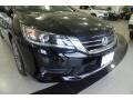 Honda Accord LX Sedan Crystal Black Pearl photo #12