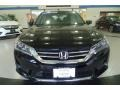 Honda Accord LX Sedan Crystal Black Pearl photo #13