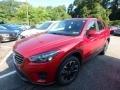 Mazda CX-5 Grand Touring AWD Soul Red Metallic photo #1
