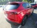 Mazda CX-5 Grand Touring AWD Soul Red Metallic photo #4