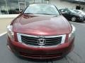 Honda Accord LX-P Sedan Basque Red Pearl photo #3