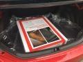 Toyota Corolla XSE Barcelona Red Metallic photo #13