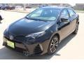 Toyota Corolla XSE Black Sand Pearl photo #3