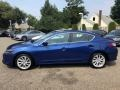 Acura ILX  Catalina Blue Pearl photo #3
