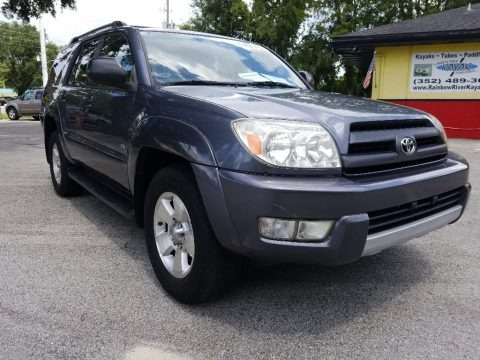 Pacific Blue Metallic 2004 Toyota 4Runner SR5