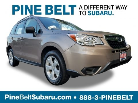 Burnished Bronze Metallic 2016 Subaru Forester 2.5i