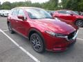 Mazda CX-5 Grand Touring AWD Soul Red Crystal Metallic photo #3
