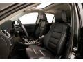 Mazda CX-5 Grand Touring AWD Titanium Flash Mica photo #5