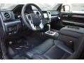 Toyota Tundra Platinum CrewMax 4x4 Midnight Black Metallic photo #5