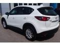Mazda CX-5 Sport AWD Crystal White Pearl Mica photo #7