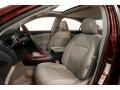 Lexus ES 350 Royal Ruby Red Metallic photo #6