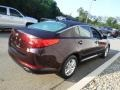 Kia Optima LX Dark Cherry Pearl Metallic photo #6