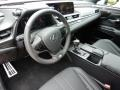 Lexus ES 350 F Sport AWD Matador Red Mica photo #2