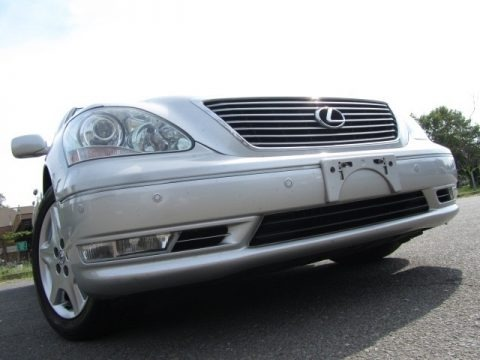 Mercury Metallic 2004 Lexus LS 430