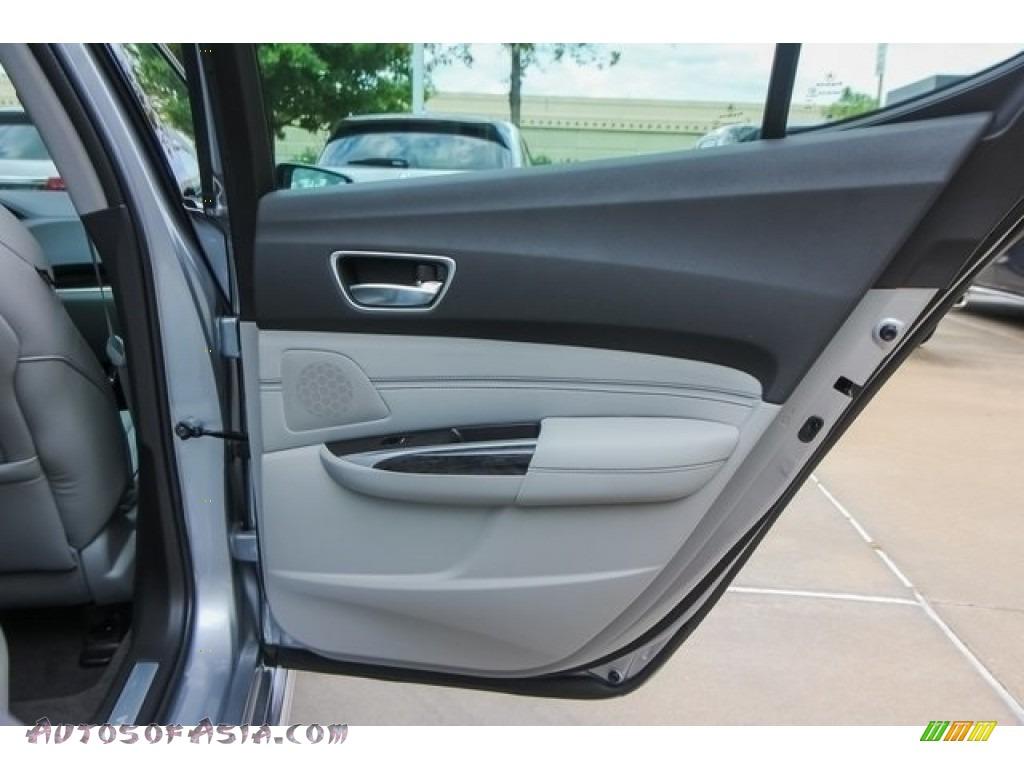 2019 TLX V6 SH-AWD Advance Sedan - Lunar Silver Metallic / Graystone photo #20