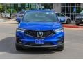 Acura RDX A-Spec Apex Blue Pearl photo #2