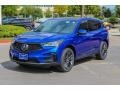 Acura RDX A-Spec Apex Blue Pearl photo #3