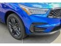 Acura RDX A-Spec Apex Blue Pearl photo #10
