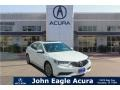 Acura TLX Technology Sedan Bellanova White Pearl photo #1