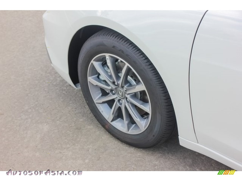 2018 TLX Technology Sedan - Bellanova White Pearl / Ebony photo #14