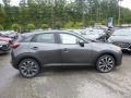 Mazda CX-3 Touring AWD Machine Gray Metallic photo #1