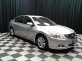 Nissan Altima 2.5 SL Radiant Silver photo #4